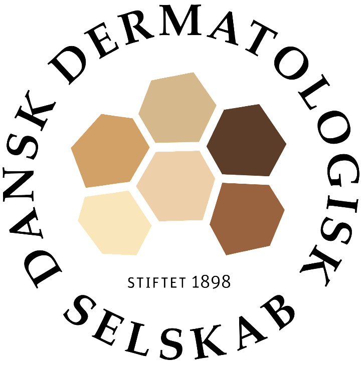 Medlem af Dansk Dermatologisk Selskab og Organisation
